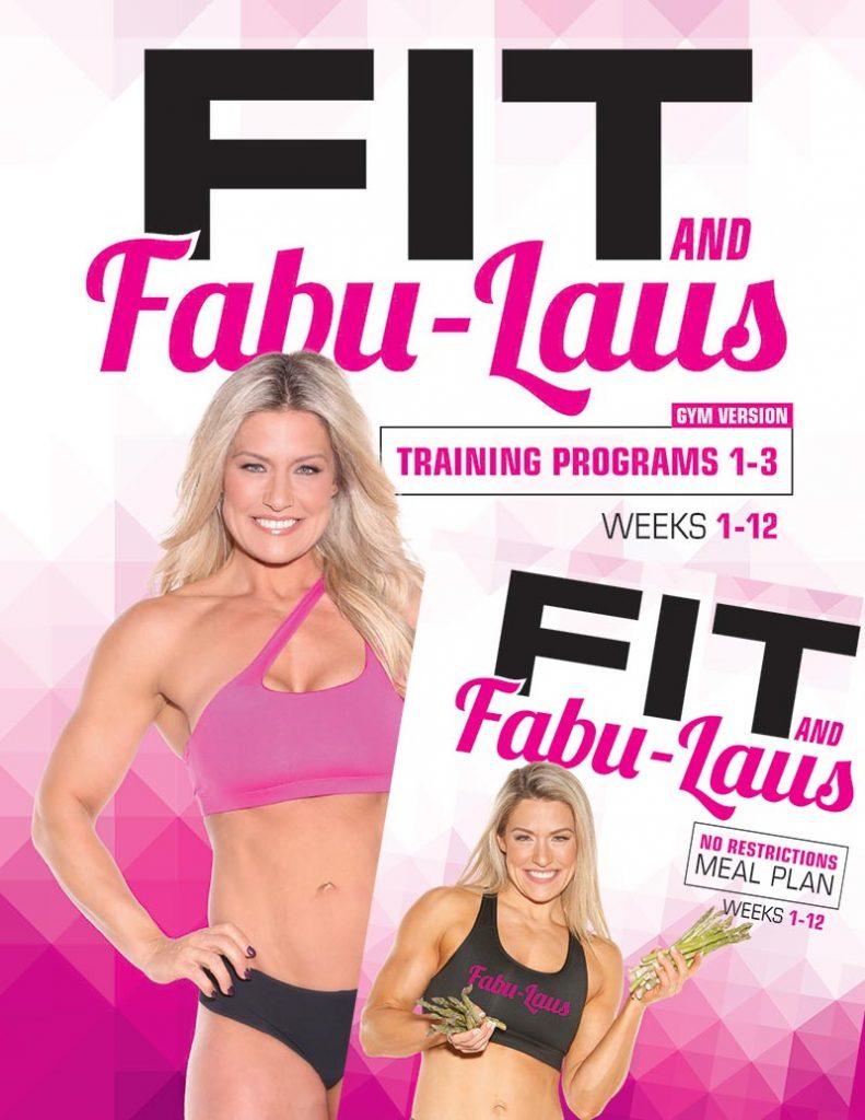 12 Week 'Fit & Fabu-LAUS' Online Program - Nichelle Laus