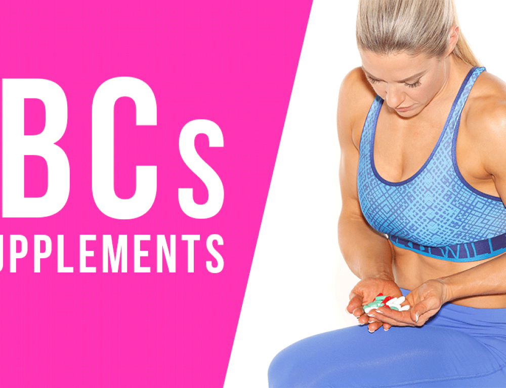 The ABC's of Supplements: Breaking down the Basics